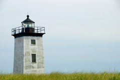 Long Point Lighthouse. In Provincetown, Cape Cod, MA, USA Royalty Free Stock Photography