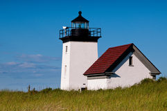 Long Point Lighthouse in Provincetown, MA Royalty Free Stock Photography