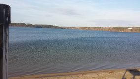 Long Pond. One of Cape Cod Beautiful ponds Stock Photo