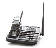 Long Range cordless phone Stock Photography