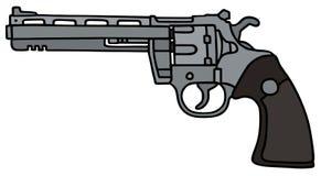 Long revolver Stock Photo