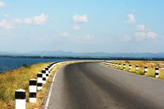 Long road Stock Photography