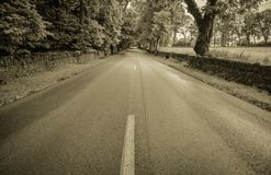The Long Road Home Royalty Free Stock Photo