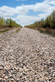 Long Rocky Path Stock Images