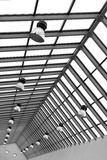Long roof Royalty Free Stock Images