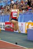 Long saut Japon Photo libre de droits