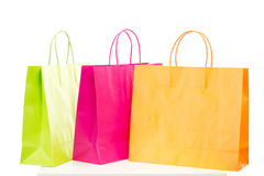 After a long shopping tour Royalty Free Stock Photo
