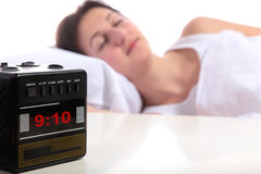 Long sleeper Stock Photos