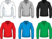 Long Sleeve Shirt Stock Images