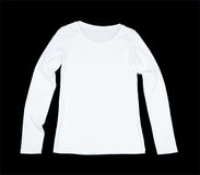 Long sleeve shirt Stock Image