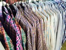 Long sleeve shirt Royalty Free Stock Photography