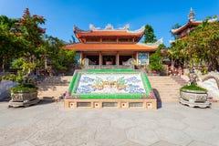 Long Son Pagoda, Nha Trang stock image
