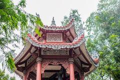 Long Son pagoda in Nha Trang, Vietnam. Asia Travel concept. Journey through Vietnam Concept stock image