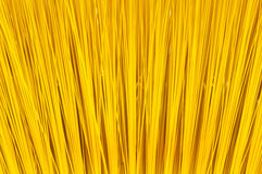 Long spaghetti Stock Photography