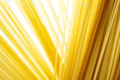 Long spaghetti background Royalty Free Stock Photos