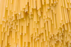 Long spaghetti, background Stock Photo