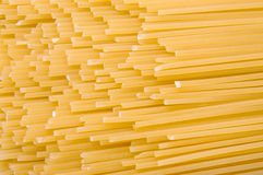 Long spaghetti, background Stock Image