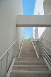 Long stairs Royalty Free Stock Image