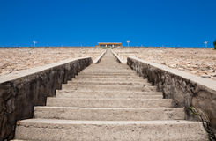Long stairsteps Royalty Free Stock Photo