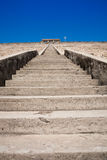Long stairsteps Stock Image