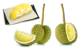 Long stem or Kan yao durian, The Most Expensive Durian Royalty Free Stock Images