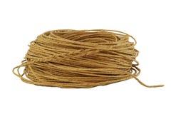 Long rope royalty free stock photo