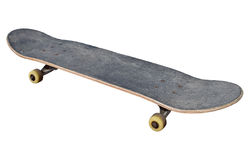 A Skateboard. Isolated With PNG File Attached stock image