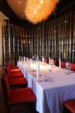 Long table Royalty Free Stock Photos