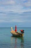 Long tail boat. Royalty Free Stock Photo