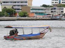 Long tail boat. On River,Bangkok Thailand Royalty Free Stock Images
