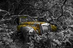 Long term parking Stock Photography