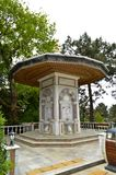 The long tomb of the prophet Yusa in Beykoz, Istanbul royalty free stock photo