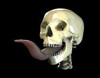 Long tongue Stock Image