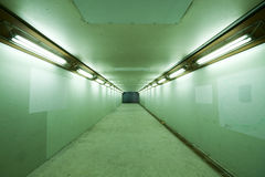 Long tunnel Royalty Free Stock Photos