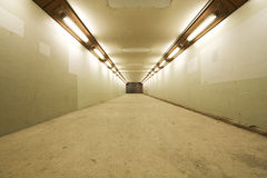 Long tunnel Royalty Free Stock Photo