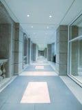 Long walkway Stock Photo
