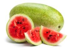 Long watermelon Royalty Free Stock Photo