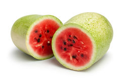 Long watermelon Stock Photography