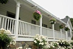 Porch Stock Image