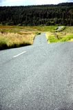 Long Winding Road. Winding Road Royalty Free Stock Image