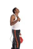 Long Workout Stock Photo