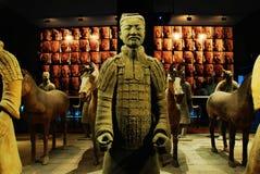 Long. Xi'an Terracotta Warriors, Travel, Last Stock Image