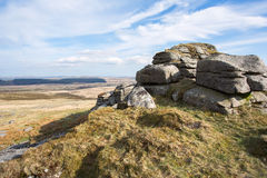 Longaford Tor Royalty Free Stock Images