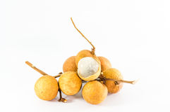 longan的果子 免版税库存照片