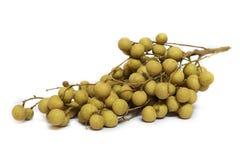 Longan świeże longan Fotografia Royalty Free