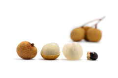 Longan Royalty Free Stock Photos