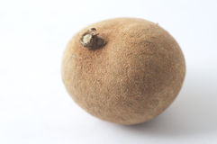 Longan. The dried longan, contains the Vitamin fruit richly Stock Photo