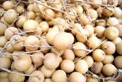 Longan Royalty Free Stock Images