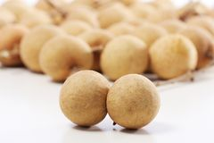 Longan Royalty Free Stock Image