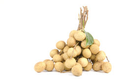 Longan(Dimocarpus longan) Stock Photo
